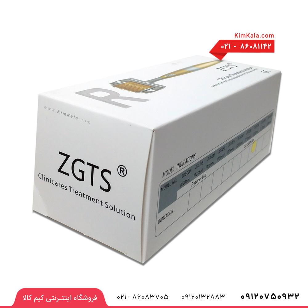 دستگاه درمارولر تیتانیومی ZGTS اصل
