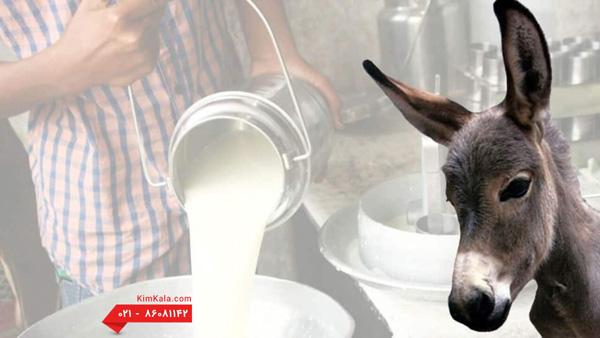 خرید شیر الاغ اصل