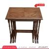 فروش بهترین مدل میز عسلی چوبی