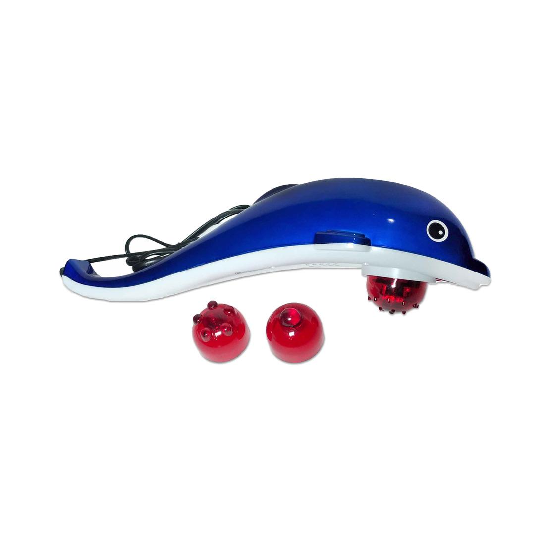 ماساژور مادون قرمز - ماساژور دلفینی - ماساژور برقی دلفینی - ماساژور خانگی بدن