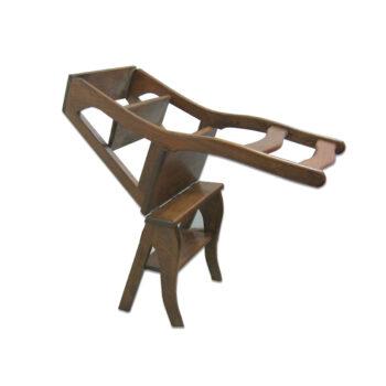 نردبان تاشو - نردبان صندلی شو - یا صندلی نردبان شو - یا صندلی چند کاره