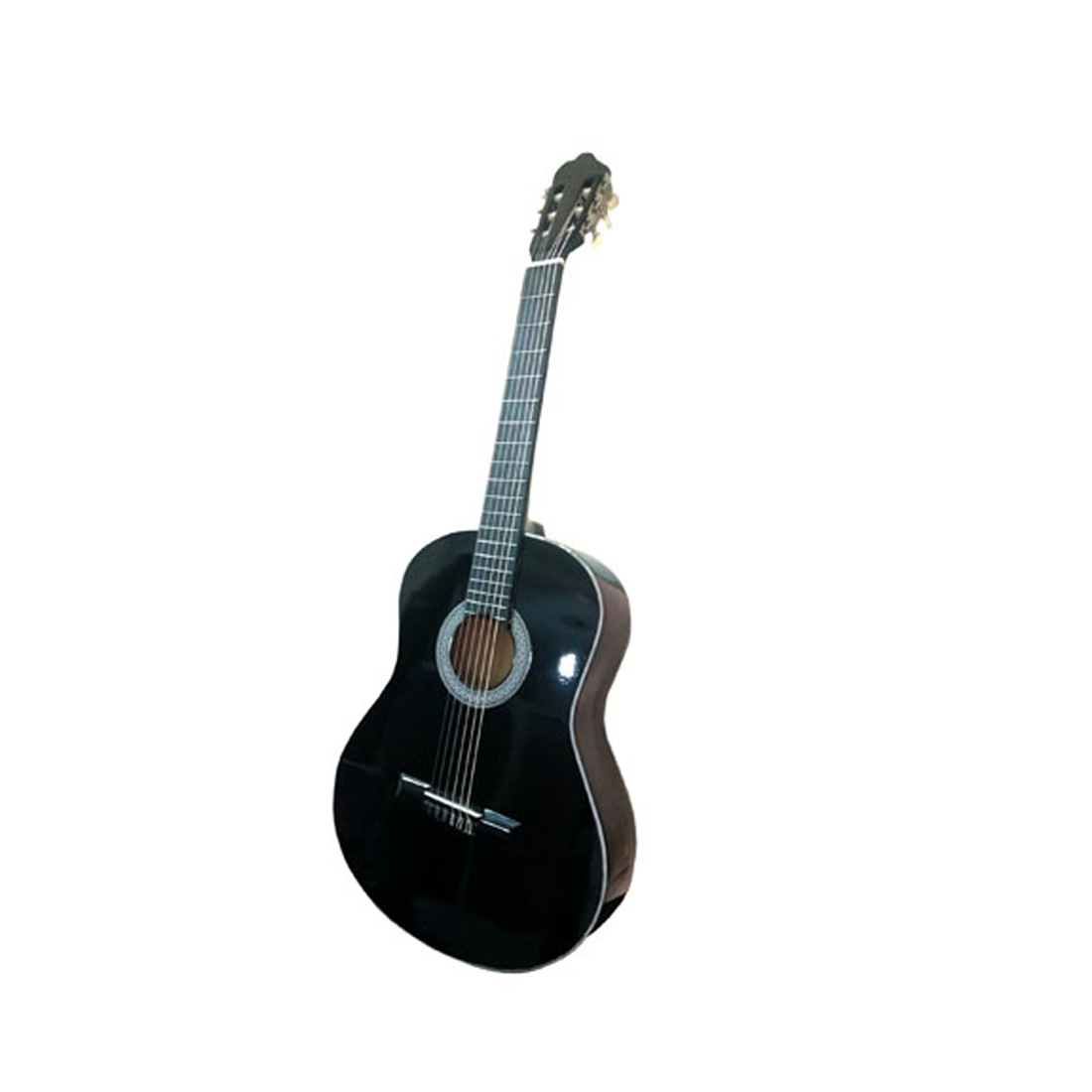 گیتار کلاسیک مشکی ساخت ایران