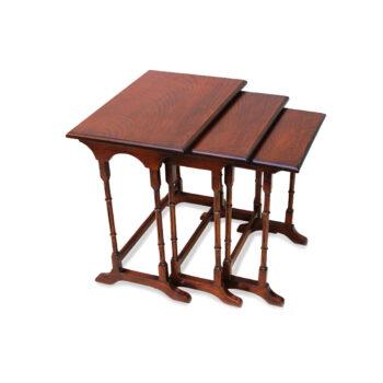 میز عسلی سه تیکه، جلو مبلی ، میز چوبی، میز عسلی