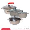 مشخصات، قیمت و خرید سرویس پخت و پز 14 پارچه نالینو