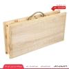 کرسی تاشو چوبی به همراه هیتر برقی