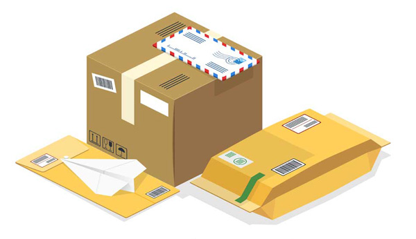 چطوری بسته های پستی رو رهگیری کنیم
