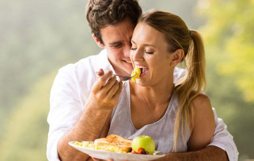 افزایش میل جنسی و تقویت قوای جنسی با رژیم غذایی